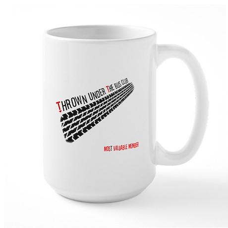 Thrown from the Bus Club - MVP Large Mug