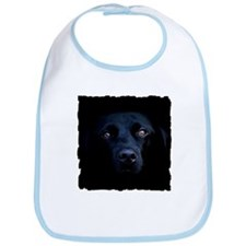 MIDNIGHT BLACK LAB Bib