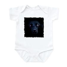 MIDNIGHT BLACK LAB Infant Bodysuit