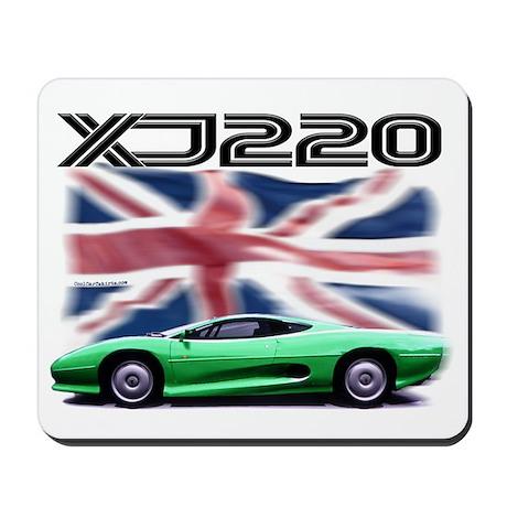 XJ220 Mousepad