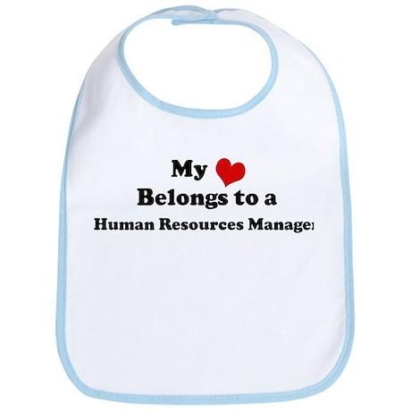Heart Belongs: Human Resource Bib