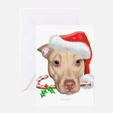 Zoey Christmas (a) Greeting Card