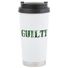 Guilty Travel Mug