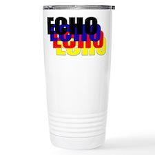 Echo Travel Coffee Mug