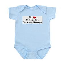 Heart Belongs: Database Manag Infant Creeper