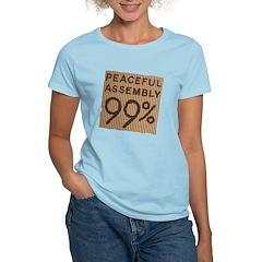 peaceful 99% cardboard T-Shirt