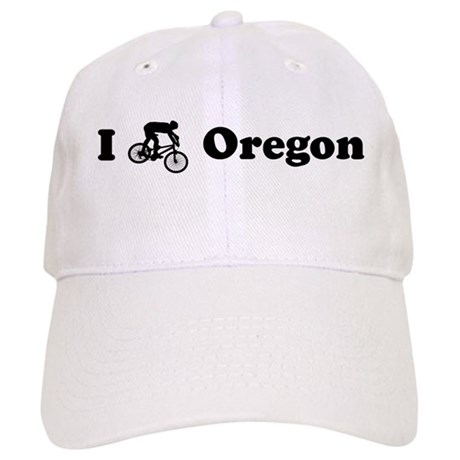Mountain Bike Oregon Cap