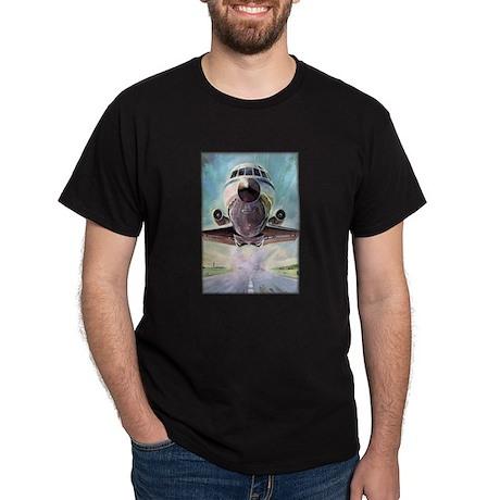 TakeOff Black T-Shirt