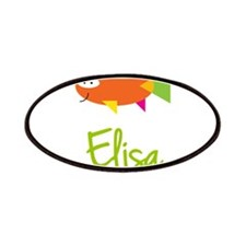 Elisa is a Big Fish Patches