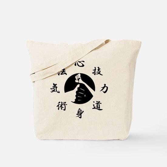 Kenpo Tote Bag
