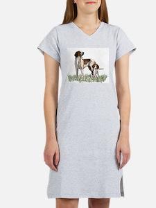 walker coon Hound Women's Nightshirt