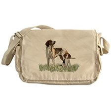 walker coon Hound Messenger Bag