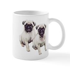 Pugs sitting Mug
