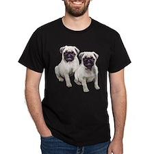 Pugs sitting T-Shirt