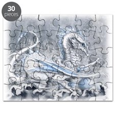 White Dragon Puzzle