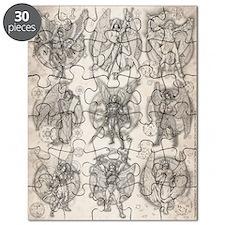 9 Archangels Puzzle
