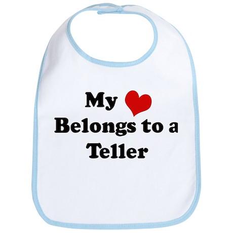 Heart Belongs: Teller Bib