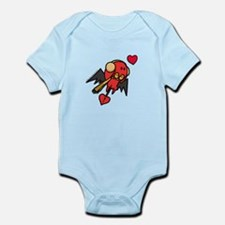 Winter Cupid Infant Bodysuit