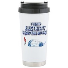 Jmcks Igloo Travel Mug