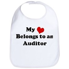 Heart Belongs: Auditor Bib