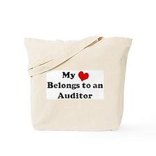 Heart Belongs: Auditor Tote Bag