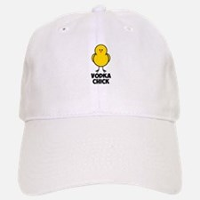 Vodka Chick Baseball Baseball Cap