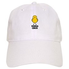 Vodka Chick Baseball Cap