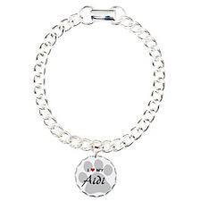 I Love My Aidi Bracelet