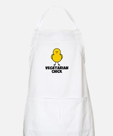 Vegetarian Chick Apron