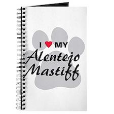 Love My Alentejo Mastiff Journal