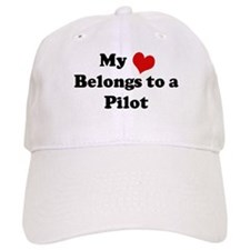 Heart Belongs: Pilot Baseball Cap