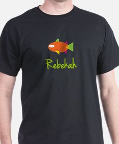 Rebekah is a Big Fish T-Shirt