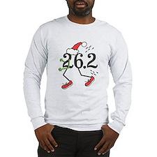 Holiday 26.2 Marathoner Long Sleeve T-Shirt
