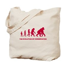 Evolution of Conservation Tote Bag
