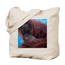 Orangutan Mother & BabyTote Bag