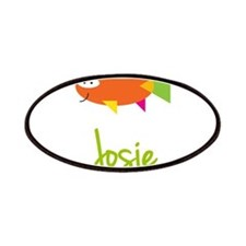 Josie is a Big Fish Patches
