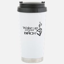 Cute Nose work Travel Mug