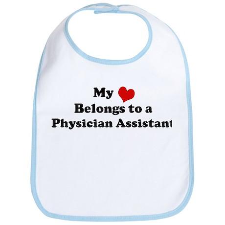 Heart Belongs: Physician Assi Bib