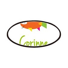 Corinne is a Big Fish Patches