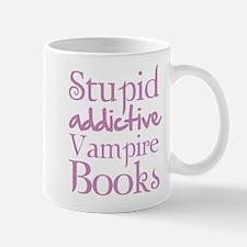 Stupid addictive vampire books Mug