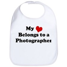 Heart Belongs: Photographer Bib