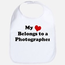Heart Belongs: Photographer Bib