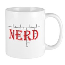 'NERD' Polypeptide Small Mugs