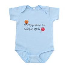 Lollipop Infant Bodysuit
