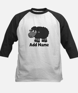 Add Name - Farm Animals Kids Baseball Jersey