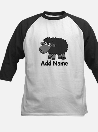 Add Name - Farm Animals Kids Baseball Jersey