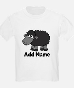 Add Name - Farm Animals T-Shirt