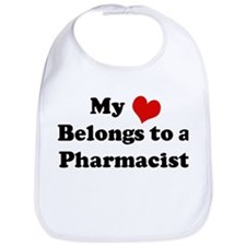 Heart Belongs: Pharmacist Bib