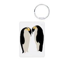 Emperor Penguins Keychains