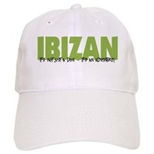 Ibizan IT'S AN ADVENTURE Baseball Cap